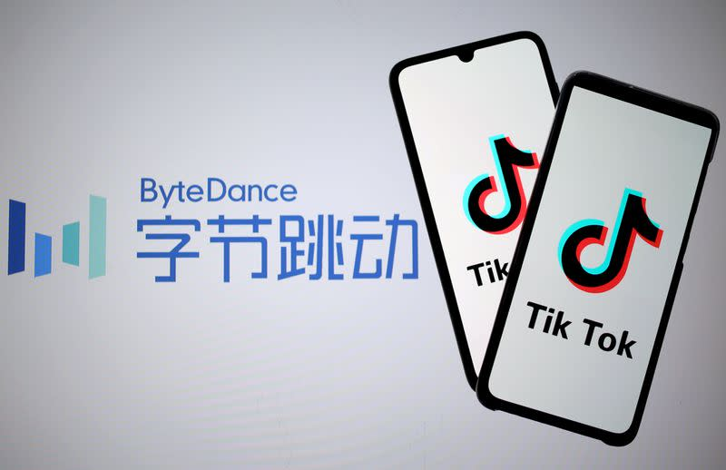ByteDance drops TikTok's U.S. sale, to partner with Oracle - sources