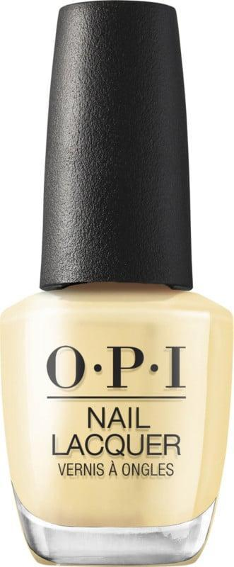 <p><span>OPI Hollywood Nail Lacquer in Bee-Hind the Scenes</span> ($11)</p>