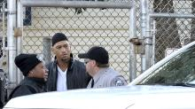 Rae Carruth released from prison 17 years after conviction in murder of son's mother