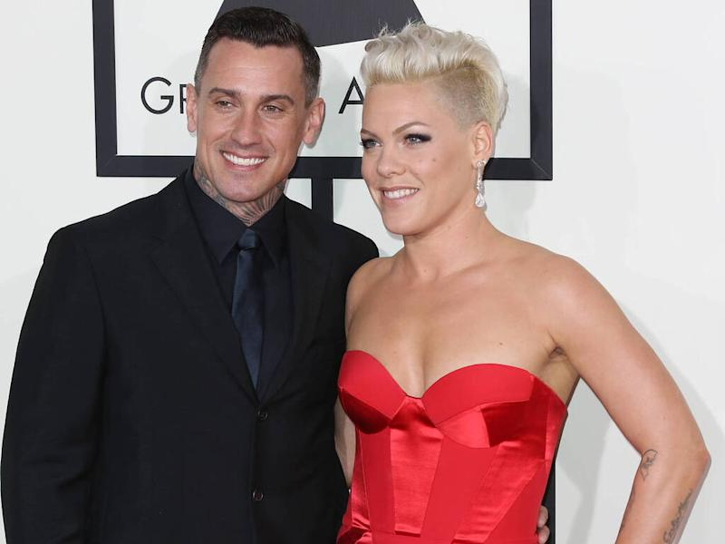 Pink's 14 year marriage to Carey Hart has been 'awful' and 'wonderful'