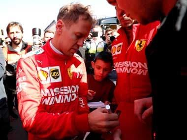 Australian Grand Prix: 'Feeling good' after Ferrari 'turned the page' to compete with Mercedes, says Sebastian Vettel