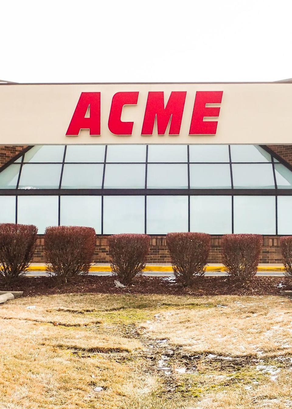 "<p><a href=""https://www.acmemarkets.com/"" rel=""nofollow noopener"" target=""_blank"" data-ylk=""slk:Acme"" class=""link rapid-noclick-resp"">Acme</a> has always been open in the past on Thanksgiving, but check with your local store to confirm the full hours before heading over to pick up a last-minute pan of mashed potatoes.</p>"