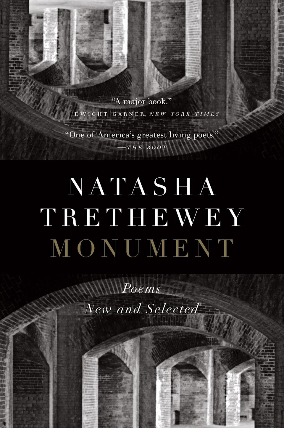 """<p>A good friend of mine introduced me to former United States Poet Laureate <a href=""""https://www.popsugar.com/buy?url=https%3A%2F%2Fwww.amazon.com%2FMonument-Poems-Selected-Natasha-Trethewey%2Fdp%2F132850784X&p_name=Natasha%20Trethewey%27s%20poems&retailer=amazon.com&evar1=news%3Aus&evar9=47518818&evar98=https%3A%2F%2Fwww.popsugar.com%2Fnews%2Fphoto-gallery%2F47518818%2Fimage%2F47518841%2FMonument-Poems-New-Selected-by-Natasha-Trethewey&list1=books%2Crace%2Cracism&prop13=api&pdata=1"""" class=""""link rapid-noclick-resp"""" rel=""""nofollow noopener"""" target=""""_blank"""" data-ylk=""""slk:Natasha Trethewey's poems"""">Natasha Trethewey's poems</a>, and I'm forever grateful. <a href=""""https://www.npr.org/templates/story/story.php?storyId=99474984#:~:text=Like%20President%20Obama%2C%20poet%20Natasha,despised%20in%20parts%20of%20society."""" class=""""link rapid-noclick-resp"""" rel=""""nofollow noopener"""" target=""""_blank"""" data-ylk=""""slk:Trethewey's parents defied laws banning interracial marriage when they married in the 1960s"""">Trethewey's parents defied laws banning interracial marriage when they married in the 1960s</a>, and she uses her poems to excavate family stories that are both personal and political, shedding light on too-often-ignored Black voices in American history.</p>"""