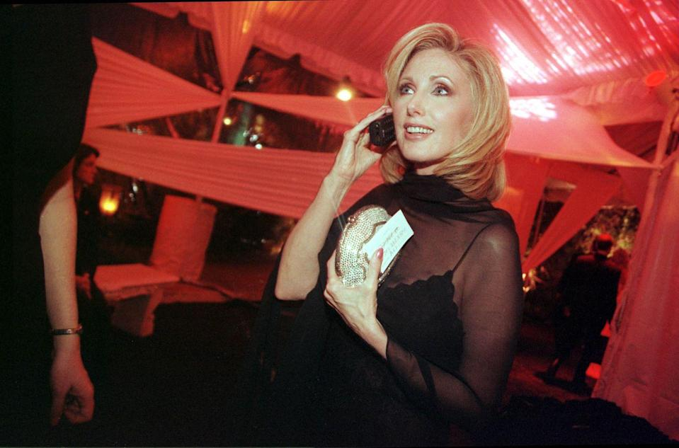 <p>Back when people wanted to go to the White House Correspondents' Dinner.</p>