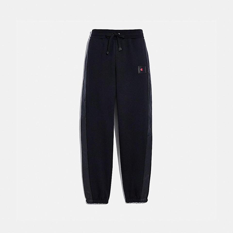 <p><span>Coach x Champion Sweatpants</span> ($295)</p>
