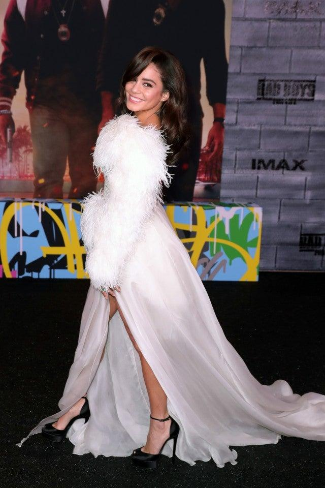 Vanessa Hudgens Bad Boys for Life premiere
