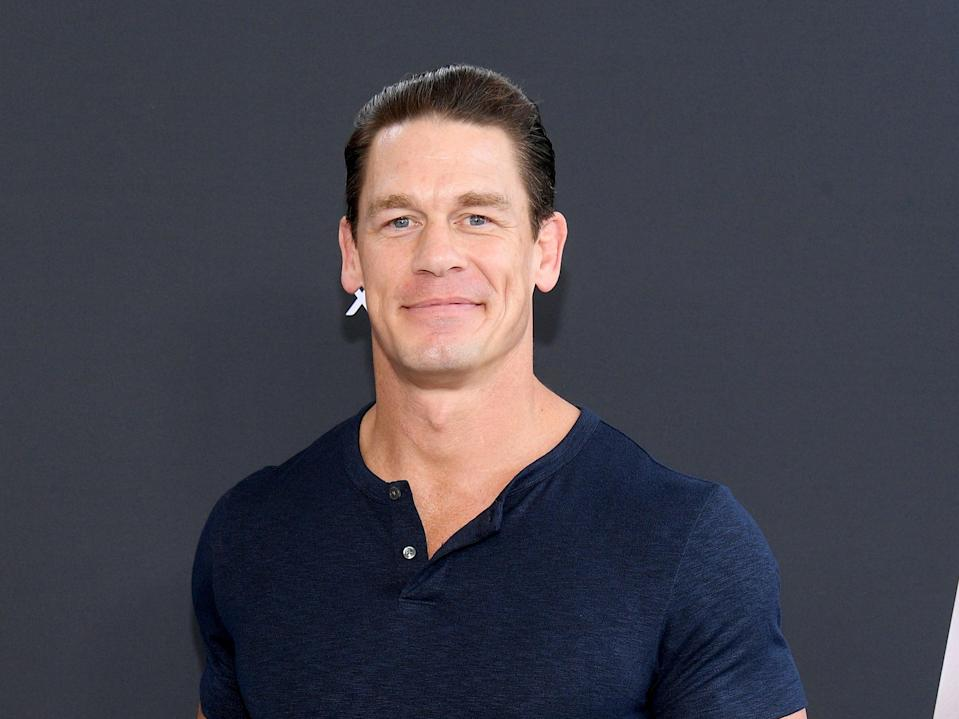 John Cena attends an F9 promotional event on 31 January 2020 in Miami, Florida (Dia Dipasupil/Getty Images)