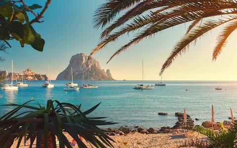 Authorities are trying to improve the image of Ibiza - Credit: getty