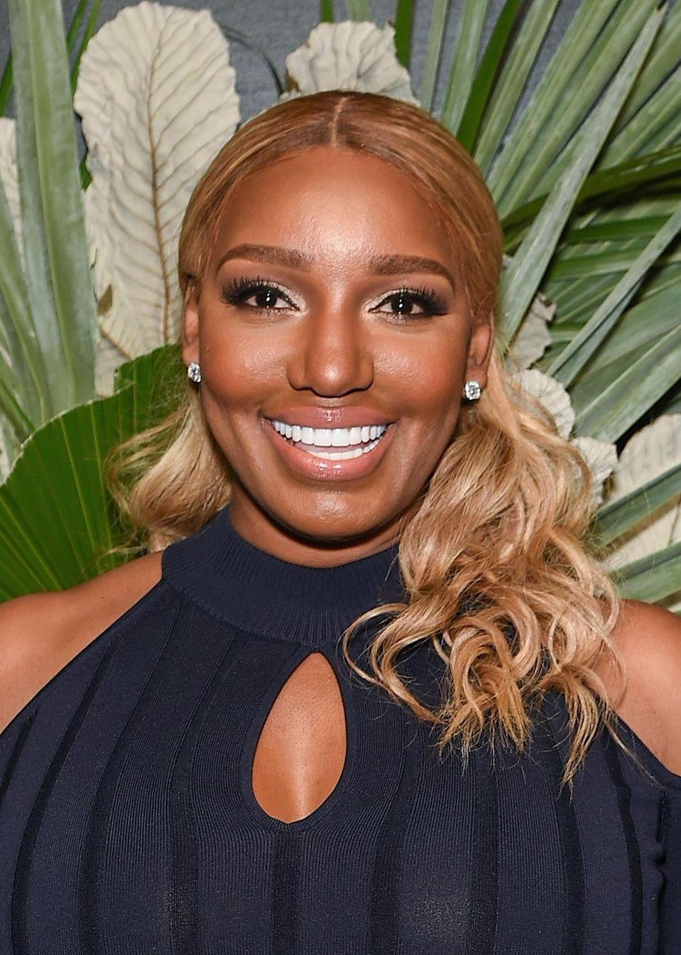 """<p><strong>Real name: </strong>Linnethia Monique Johnson<br></p><p>NeNe is an awesome name, but it's not her birth name. The <em>Real Housewives of Atlanta</em> star <a href=""""https://www.instyle.com/celebrity/celebrities-you-never-knew-changed-their-names"""" rel=""""nofollow noopener"""" target=""""_blank"""" data-ylk=""""slk:changed her name"""" class=""""link rapid-noclick-resp"""">changed her name</a> to make it more catchy for the screen. </p>"""