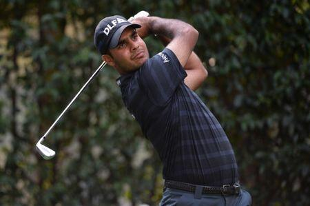 Shubhankar Sharma leads in Mexico as Paul Dunne struggles