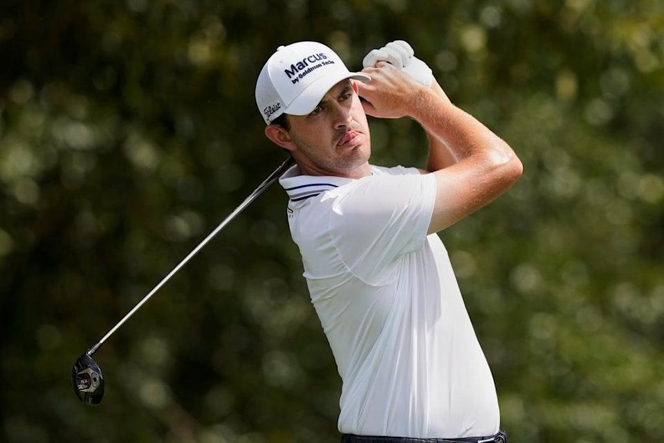 Patrick Cantlay holds a one-shot halfway lead in the Tour Championship (Brynn Anderson/AP) (AP)