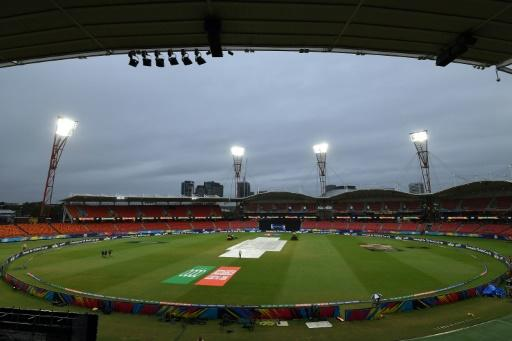 Rain washed out South Africa's T20 women's World Cup clash the West Indies
