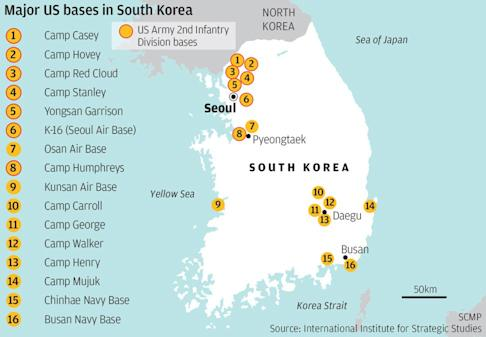 Fears Arise That Suspension Of Us South Korea Military Exercises May