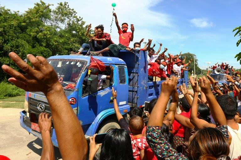 Observers say the latest disenfranchisement was largely in ethnic minority strongholds, likely tilting those areas' votes in favour of the NLD