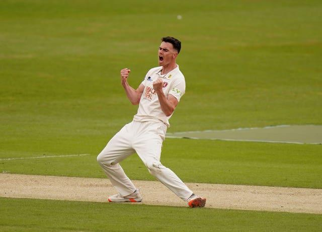 Nathan Gilchrist took four wickets for 30 runs to help Kent to victory.