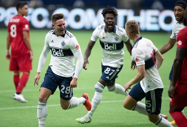 Canadian Championship on the line as Montreal Impact face Whitecaps
