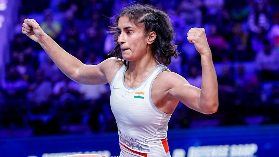 Vinesh Phogat and also Bajrang Punia have both already qualified for the Olympics.