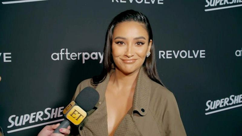 Shay Mitchell on Which of Her 'PLL' Co-Stars Have Met Daughter Atlas (Exclusive)