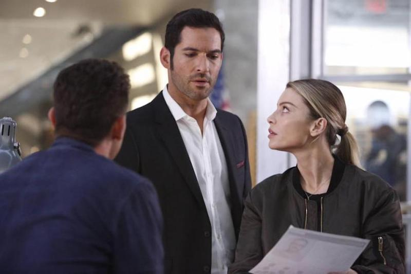 Promo for Lucifer Season 2 Episode 12 - 'Love Handles'