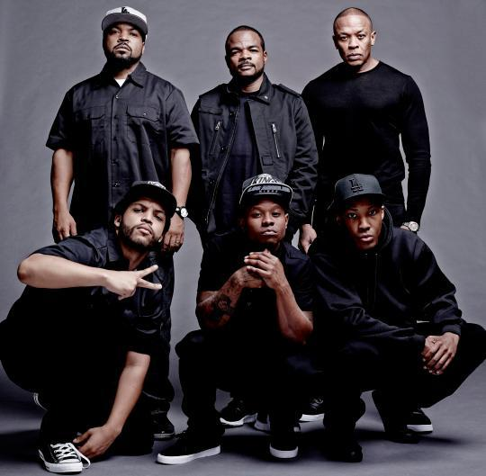 Dr. Dre & Ice Cube Personally Approved All 866 Costume Changes In ...