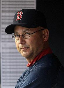 Red Sox turn Francona into scapegoat