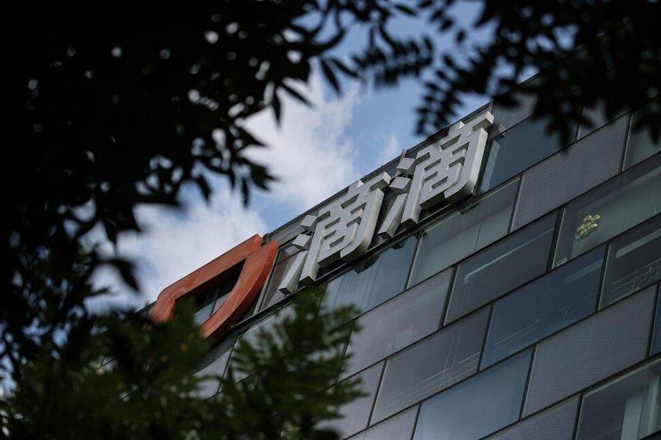 A rebuke of Didi Chuxing is seen by some investors as a widening clampdown on Chinese tech companies. Photo: EPA-EFE