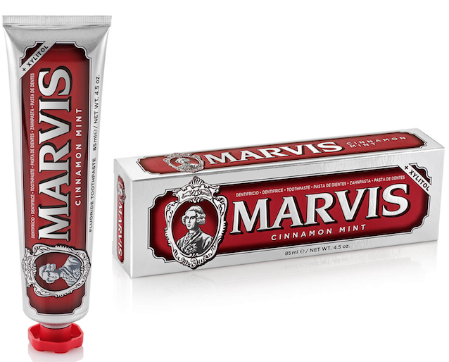 MARVIS Cinnamon Mint Toothpaste 肉桂薄荷牙膏 2