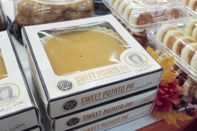 Walmart Sold an Insane Number of Patti LaBelle's Sweet Potato Pies