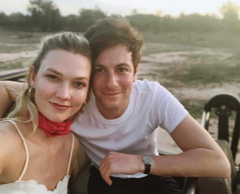 Karlie Kloss And Joshua Kushner Enjoy Honeymoon In South Africa 2 Months After Tying The Knot