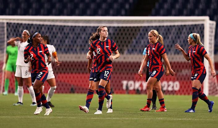United States women's national soccer team Tokyo 2020 Olympic Games