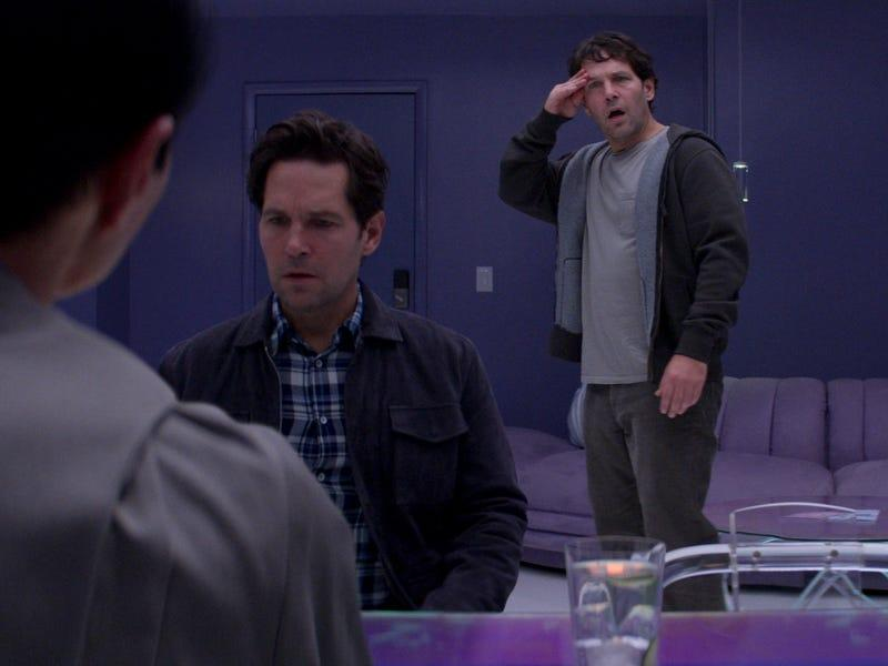 """Paul Rudd in """"Living With Yourself."""""""