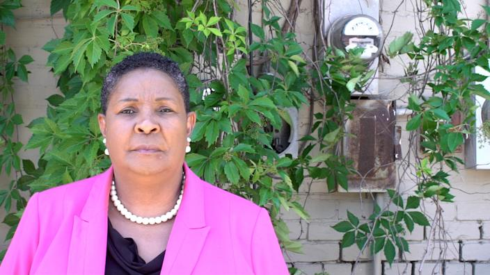 Nancy Dennard in 2019 in Quitman, Georgia. (Photo: Sam Matthews/Yahoo News)