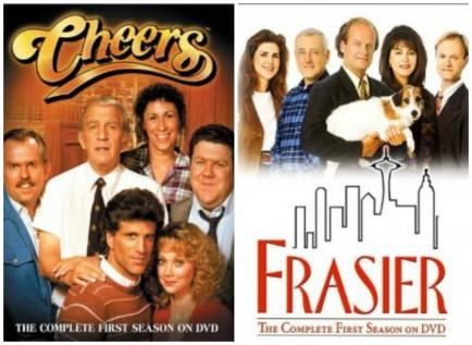 """<div class=""""caption-credit""""> Photo by: Amazon</div><div class=""""caption-title"""">Cheers Spin-Off - Frasier</div>One of the most successful spin-offs ever was Frasier starring Kelsey Grammer. In the show, Dr. Frasier Crane moves from Chicago to his hometown of Seattle, winning a slew of Emmys in the process. Cheers ran from 1982 to 1993 (for 11 years), while Frasier ran from 1993 to 2004 (for 9 years) - a long life for a spin-off. <br> <i><b><a rel=""""nofollow"""" target="""""""" href=""""http://www.babble.com/entertainment/7-child-stars-that-went-off-the-deep-end/?cmp=ELP