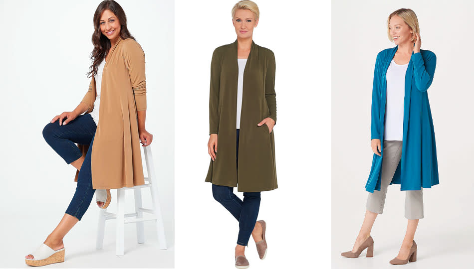 Pull your whole outfit together with this gorgeous, versatile,