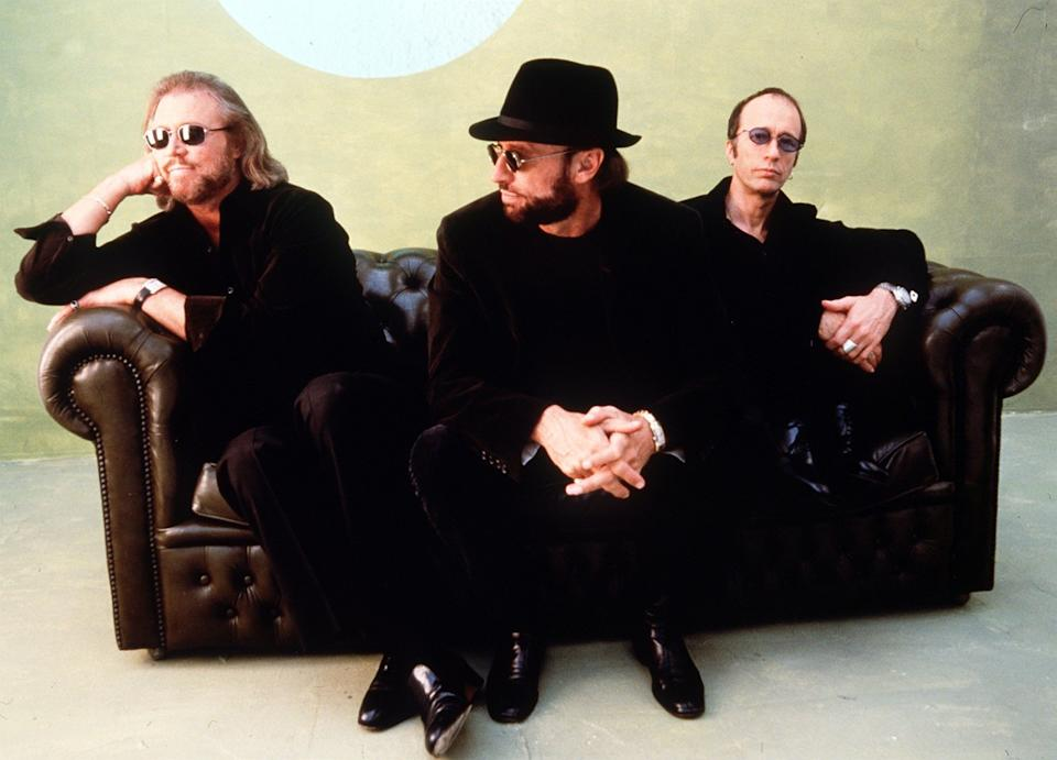 The Bee Gees in 1998 - LWT