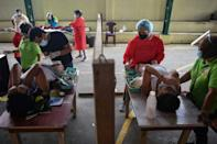 Circumcision is rarely questioned in the Philippines and boys face tremendous pressure to undergo the procedure (AFP/Maria Tan)