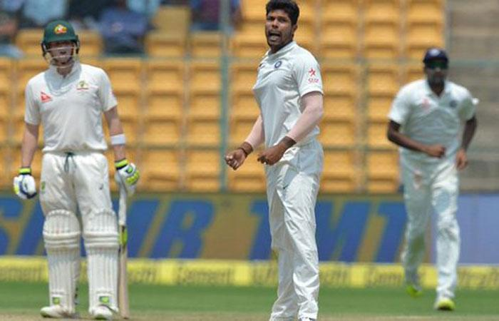 Confident Umesh Yadav says consistent place in team helping him