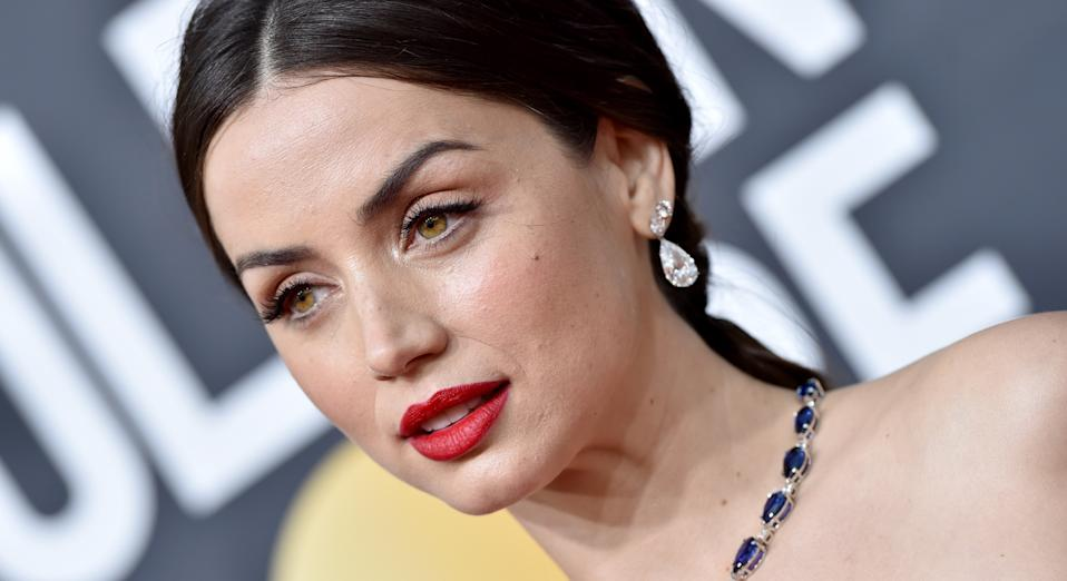 Ana De Armas left Cuba for Spain to launch her acting career aged 18. (Getty Images)