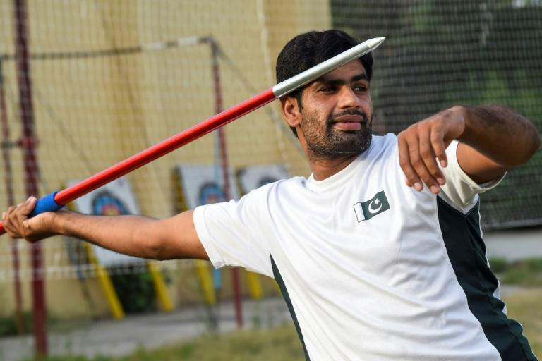 Pakistan's Arshad Nadeem has thrown one of the longest distances this year