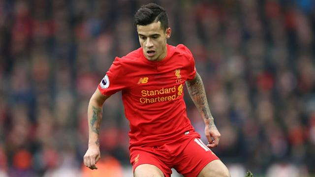 Barcelona are eyeing a long-term successor to Andres Iniesta and Liverpool's Philippe Coutinho is thought to be top of their wish list.
