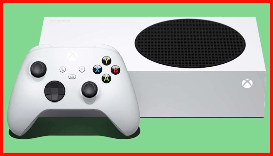 A console, a controller, and bonuses galore--all that's missing is you. (Photo: Microsoft)