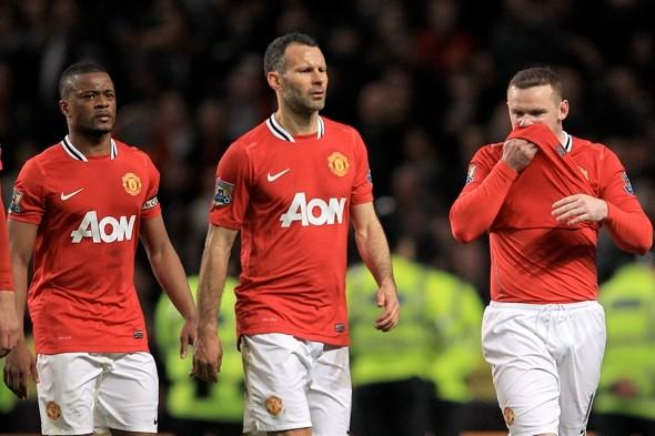 Hotel guests furious after being forced out by Manchester Utd players