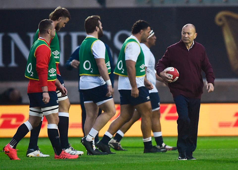 Jones believes rugby will get back to the type of play witnessed at the last World CupReuters