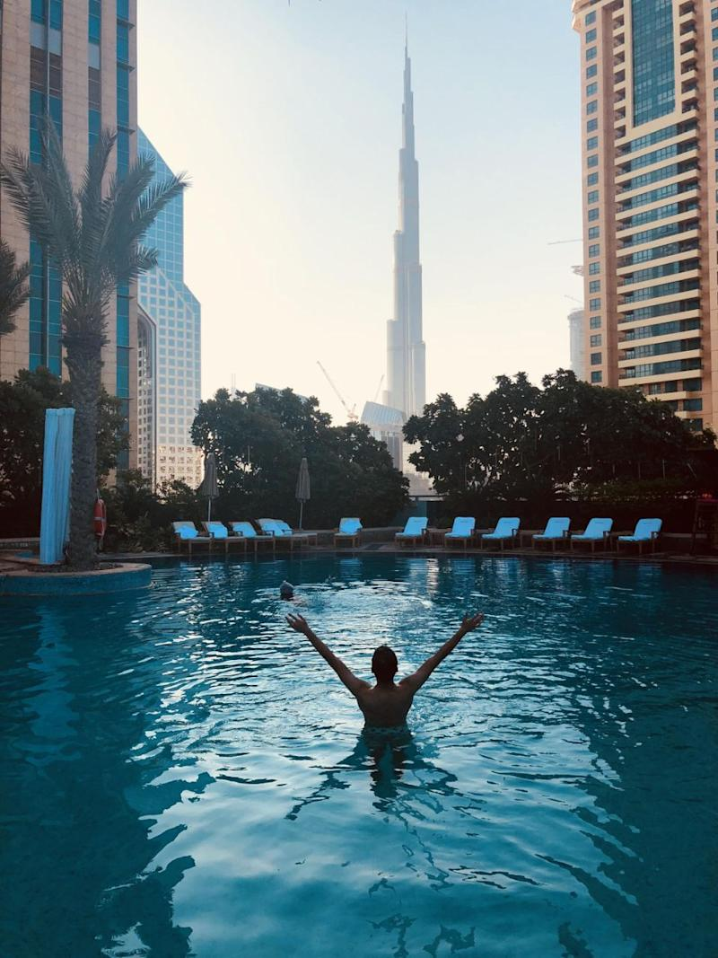 Overall, the Shangri-La, Dubai is the perfect place to relax.