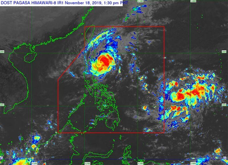 'Ramon' to make landfall over northern Cagayan; signal no. 2 up in 5 provinces