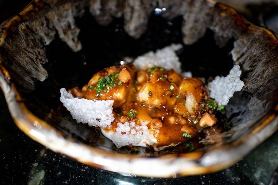 Togarashi Monkfish (PHOTO: Zat Astha/Yahoo Lifestyle SEA)