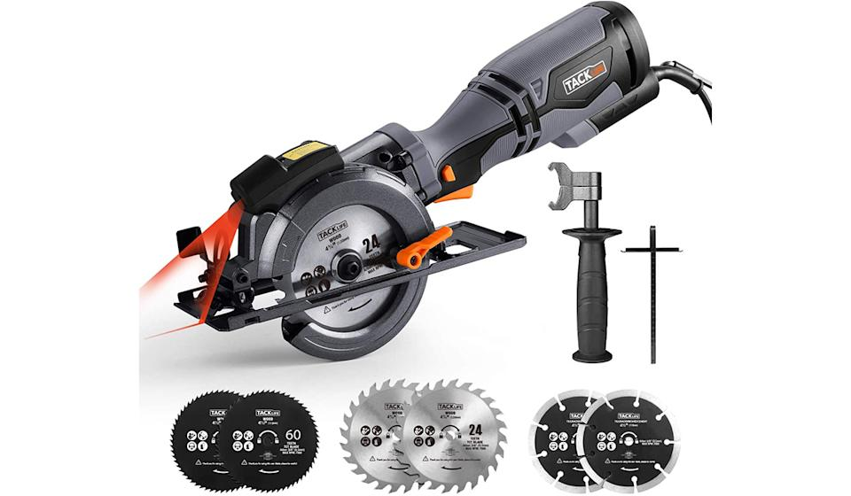 Amazon's best-selling circular saw is more affordable than ever. (Photo: Amazon)