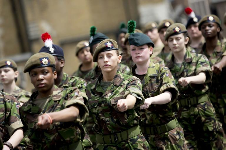 Britain lifts ban on women in frontline combat army roles