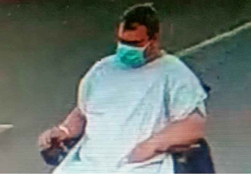 Police say they are concerned for the welfare of Leeroy Connors (Picture: SWNS)