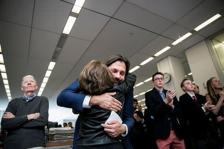 Washington Post, NYT win Pulitzers for probes of powerful people